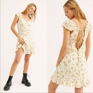 NWT Free People | Like A Lady Dress  | Medium